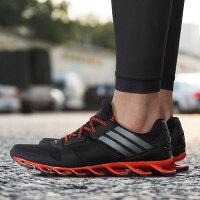 adidas阿迪达斯男鞋跑步鞋刀锋战士缓震运动鞋AQ5240