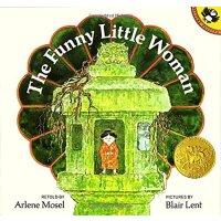 【英文原版】The Funny Little Woman 丢饭团的笑婆子