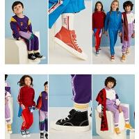 儿童帆布鞋男童鞋子女童韩版饼干鞋布鞋