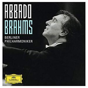 [现货]勃拉姆斯交响曲全集 阿巴多 5CD Brahms [5 CD]