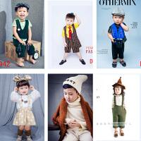 男宝宝周岁拍照服装出售1-2岁儿童照相衣服摄影写真艺术影楼服饰
