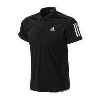 adidas阿迪达斯男装短袖POLO衫2018年新款网球运动服S98959