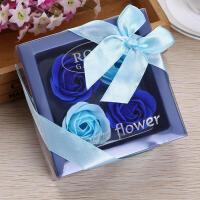 七夕情人节礼物送女友生日礼物女生实用送老婆情侣创意礼品玫瑰礼盒结婚礼物 520礼物