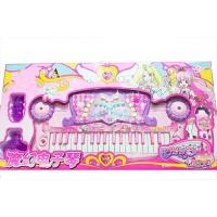 儿童早教魔幻电子琴玩具女孩宝宝有声益智趣味玩具礼物 9934 魔幻电子琴