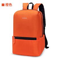 双肩包女户外休闲运动背包小容量学生书包男韩版潮简约时尚旅行包