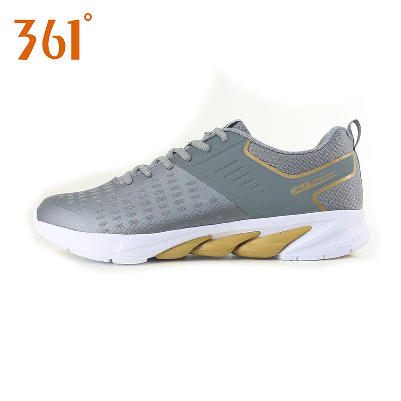361度男鞋跑步鞋新款361男综训跑鞋运动鞋 571634404