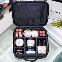 化妆包大容量简约便携小号ins网红旅行化妆品收纳包可爱