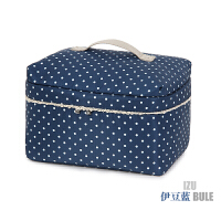 收纳包化妆包加厚内衣收纳包旅行收纳袋整理袋梳妆台收纳盒大