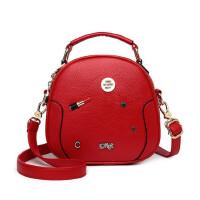 潮流新款贝壳包女包 口红学院风品牌单肩包斜跨手提