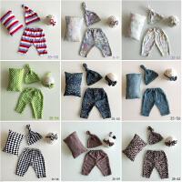 儿童摄影服装新款新生儿宝宝服饰满月摄影服写真影楼照相道具套装