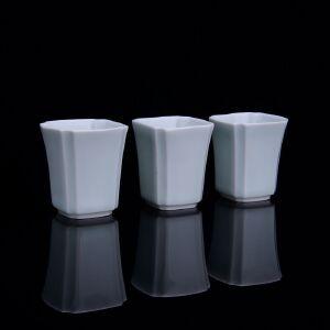 青釉闻香品茗杯