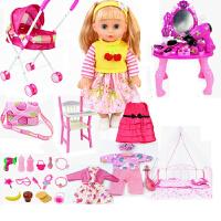 儿童玩具推车带娃娃女童女孩过家家玩具手推车玩具婴儿宝宝小推车