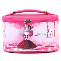 化妆包大容量洗漱包手提便携式化妆箱化妆品收纳盒收纳包