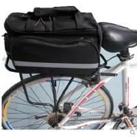 自行车包骑行包装备包后货架包后包山地车驮包后座尾包驼包 4L