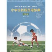 小学生校园足球教案3年级 人民体育出版社