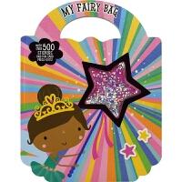 My Fairy Bag 我的仙女小书包 寓教于乐 趣味益智英语贴纸活动书 3-6岁 幼儿读物 英文原版进口儿童图书