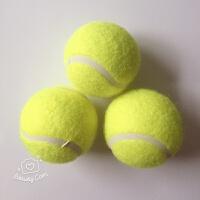 狗狗玩具球 耐咬磨牙网球 宠物玩具用品 弹力球