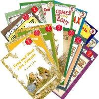 汪培�E英文书单 第三阶段 I Can Read 系列(全14册)绘本套装