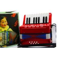 儿童8贝斯17键儿童手风琴儿童乐器玩具音色钢琴烤漆生日礼物