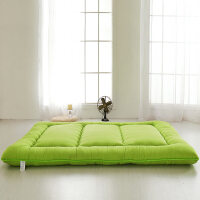 宿舍日式海绵1加厚地铺榻榻米床垫1.2单人双人1.5m床褥子1.8米0.9