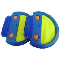 儿童手抓球抛接球运动健身手抓球拍手抛球户外玩具
