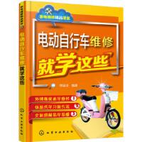 电动自行车维修就学这些 郑全法 化学工业出版社