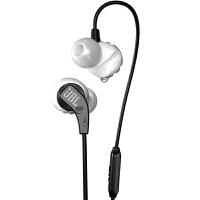 【当当自营】JBL Endurance Run 黑色 入耳式有线运动音乐耳机耳麦 可通话绕耳式耳麦