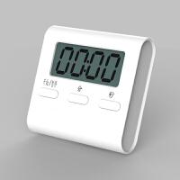 电子计时器厨房定时器提醒器学生器迷你闹钟秒表定时器烘焙