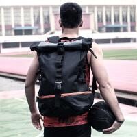 篮球背包学生书包双肩包男士旅行包健身运动训练包男
