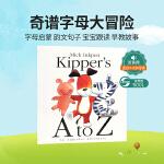 顺丰发货 Kipper's A to Z: An Alphabet Adventure 卡皮的字母冒险 廖彩杏推荐英文