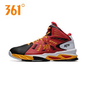 361篮球鞋高帮男秋季双悬浮减震篮球鞋防滑361男士运动鞋篮球战靴