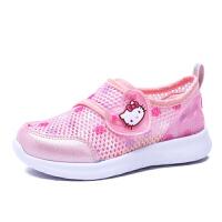 hellokitty童鞋女童公主鞋皮鞋凯蒂猫春新款儿童学生鞋单鞋休闲鞋