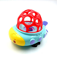 宝宝洗澡玩具婴儿戏水软胶潜水艇男孩女孩儿童玩具0-1-3岁摇铃牙胶 软胶潜水艇