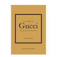 【预订】【Little Book of】古驰小书 Gucci时尚品牌发展历史故事 英文原版
