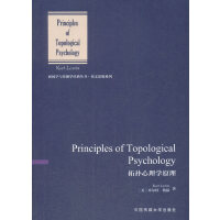 拓扑心理学原理