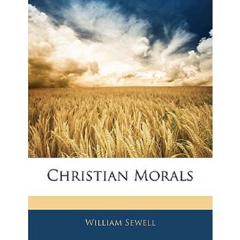 【预订】Christian Morals 预订商品,需要1-3个月发货,非质量问题不接受退换货。