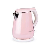 九阳 K12-F23电热水壶 烧水防烫开水煲电水壶304不锈钢1.2L
