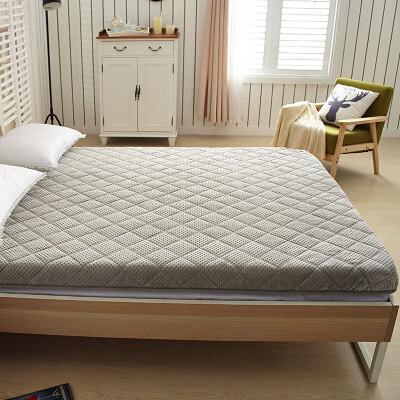 加厚折叠床褥床垫1.5m床1.8m床1.2米褥子学生宿舍床垫地铺睡垫