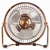 迷你usb时尚6寸小风扇办公室静音小电扇创意学生宿舍桌面散热电风扇