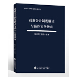政府会计制度解读与操作实务指南