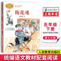 梅花魂 课文作家作品系列五年级下册 人民教育出版社