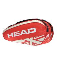 HEAD/海德 Head PU 6支装网球包 大容量带隔热层 2834001