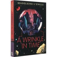 正版 英文原版 时间的皱折 A Wrinkle in Time 英文版迪斯尼动画 时间的皱纹 进口英语电影原著小说书