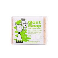 【网易考拉】GOAT 天然山羊奶皂 柠檬味 去死皮角质 100克