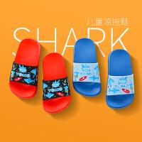 男童拖鞋夏季中大童居家室内软底防滑女孩宝宝凉拖鞋