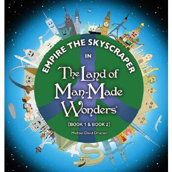 【预订】Empire the Skyscraper in the Land of Man-Made Wonders (Book 1 & Book 2) 预订商品,需要1-3个月发货,非质量问题不接受退换货。