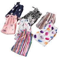 儿童防蚊裤女童装宝宝男童夏季薄款休闲灯笼长裤子