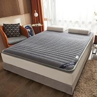 全棉床垫床褥1.8m床2米双人垫被1.5褥子加厚垫子防滑保护垫