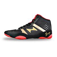 海尔斯7878摔跤鞋轻盈舒适透气运动鞋防滑耐磨高弹训练鞋