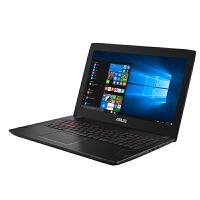 华硕(ASUS)飞行堡垒FX63VD7300  笔记本电脑游戏本 七代处理器 I5-7300 4G 1TB GTX1050-2G独显 闪电发货